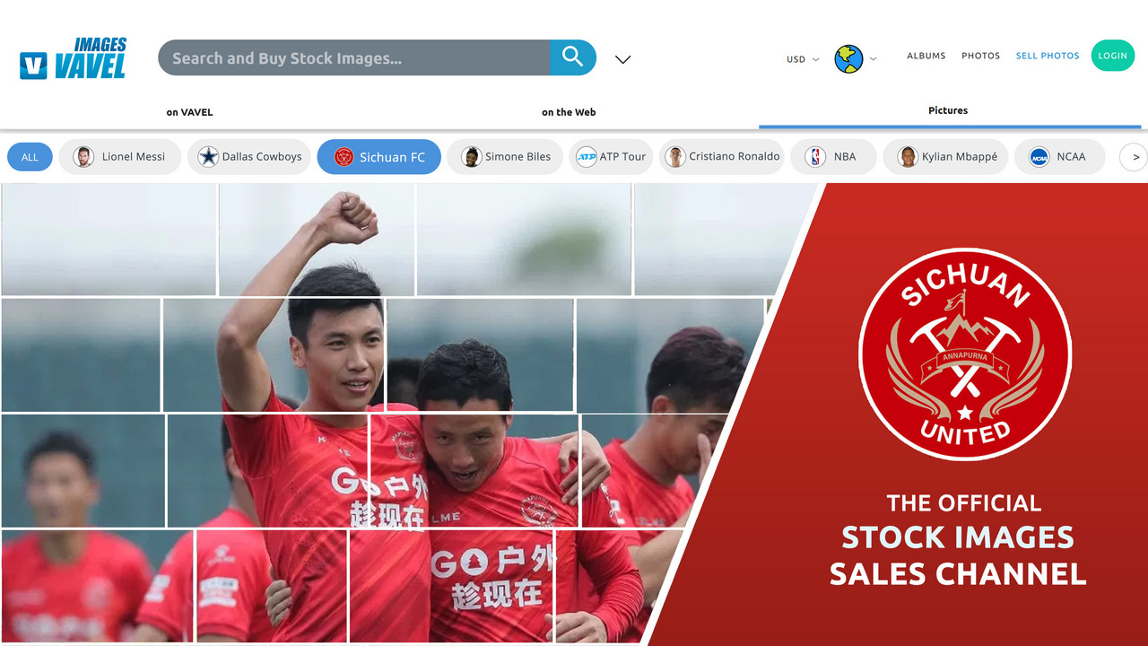 Sichuan FC and VAVEL Images sign partnership agreement
