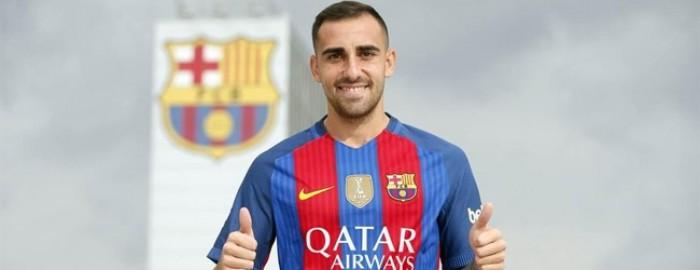 Barcellona, ufficiale l'acquisto di Paco Alcacer: al Valencia 35 milioni