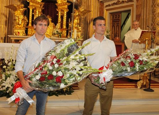 El Almería se encomienda a la Patrona del Mar