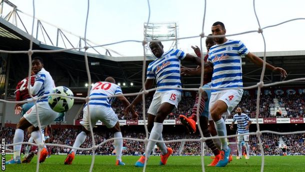 West Ham 2-0 QPR: Poor defending costs Hoops at Upton Park