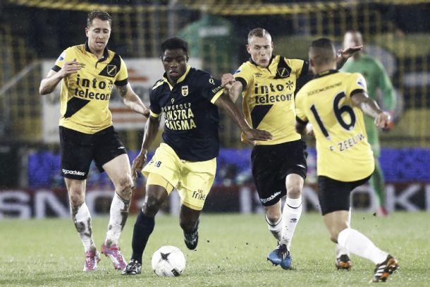 Tighadouini da tres puntos de oro al NAC Breda