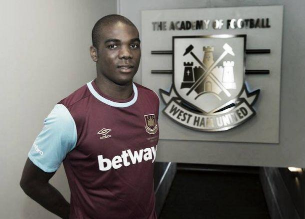 West Ham confirm signing of Juve defender Angelo Ogbonna