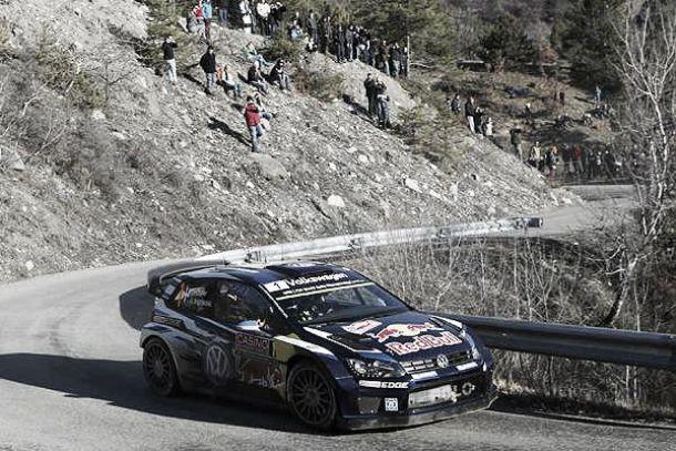 Sebastien Ogier, tricampeón del Rally México