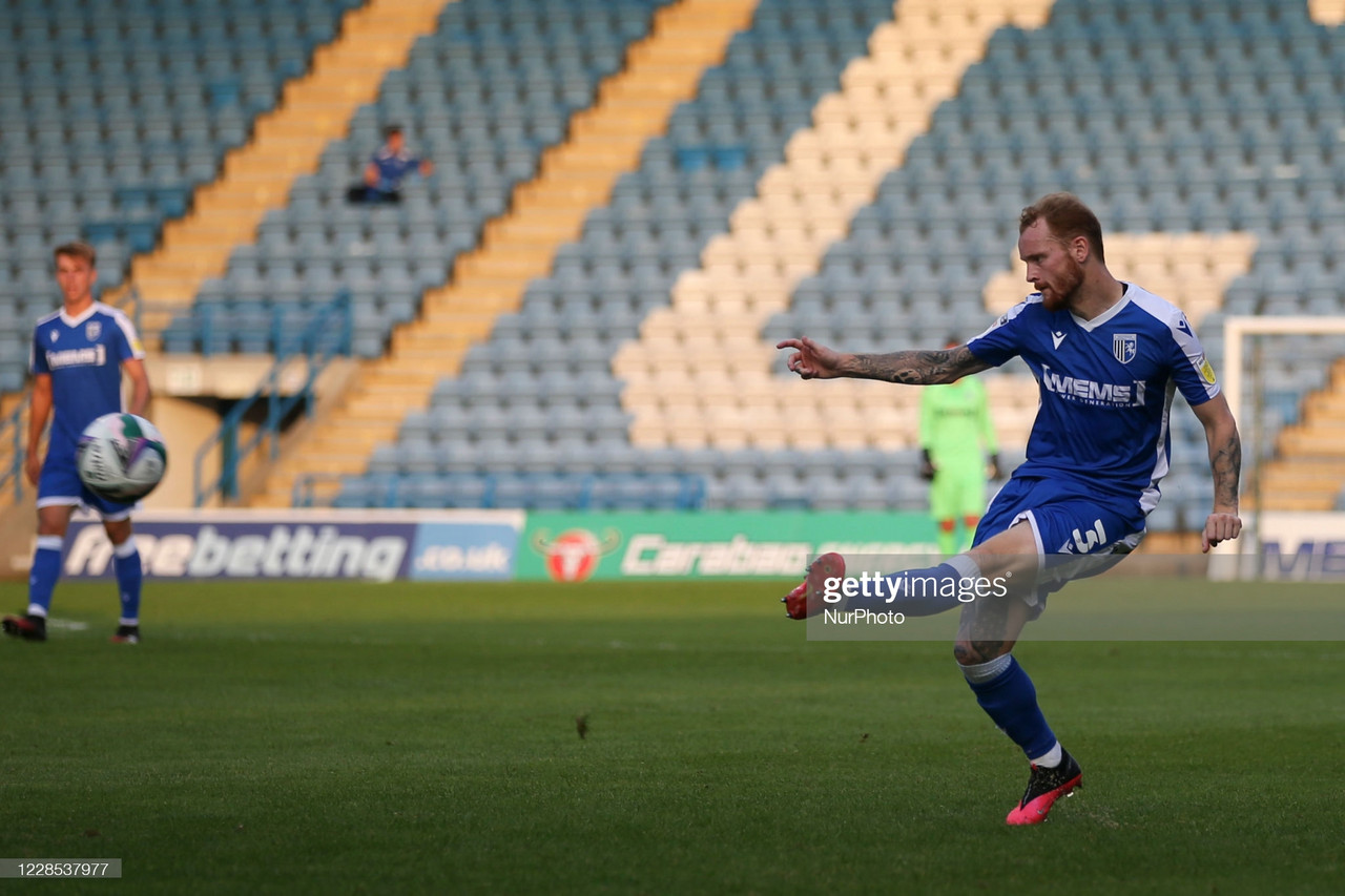 The five key quotes from Connor Ogilvie's pre-Accrington press conference