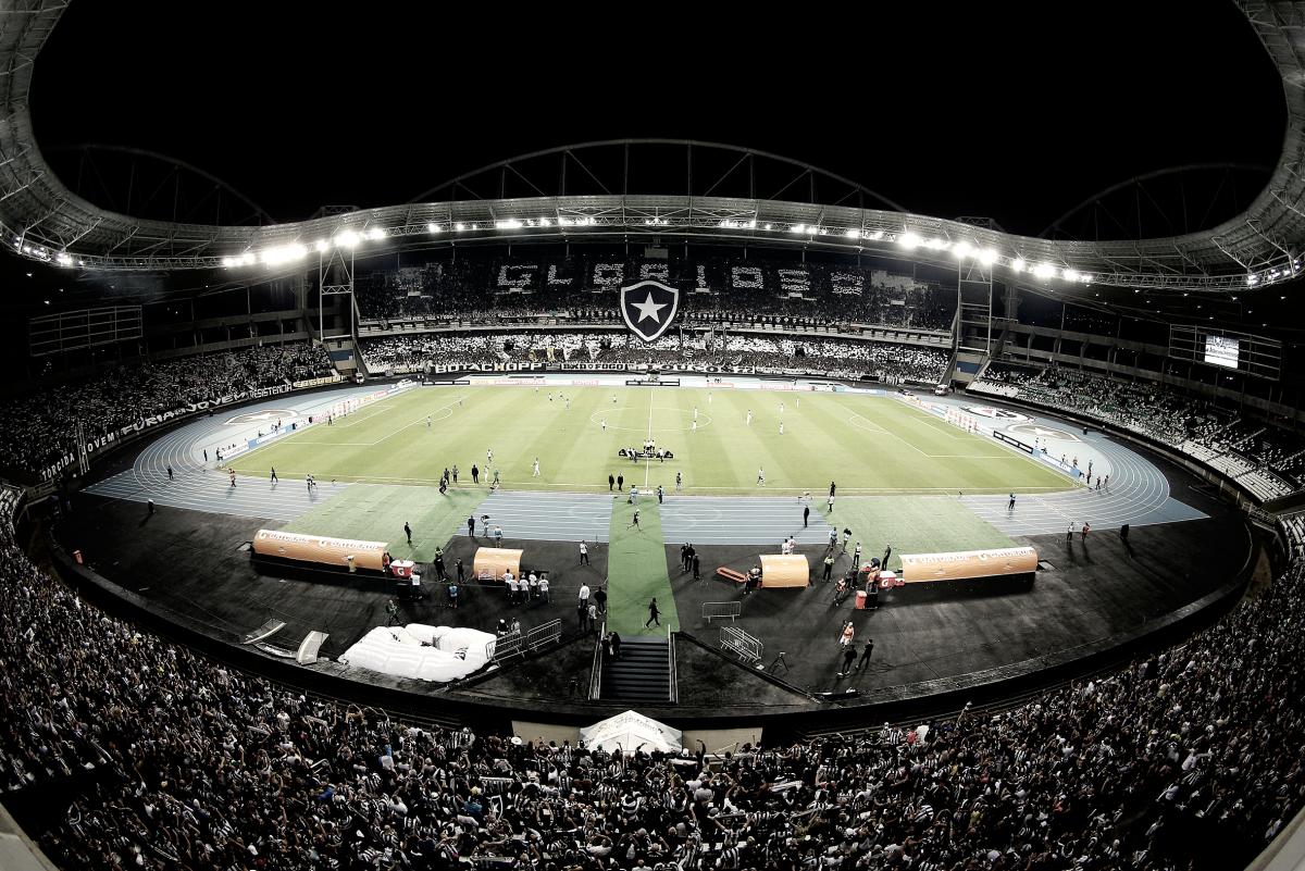 Botafogo busca manter invencibilidade em estreias de Brasileiro no Nilton Santos
