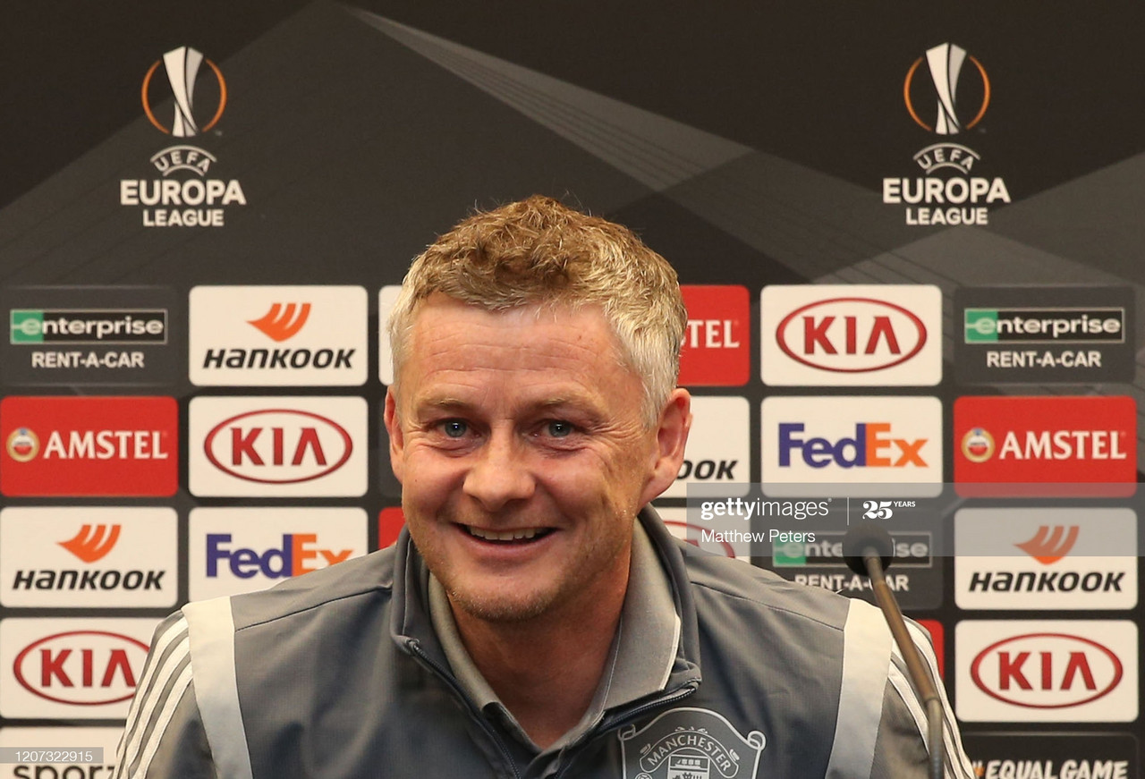 Solskjaer: 'Next step for this team is winning a trophy'