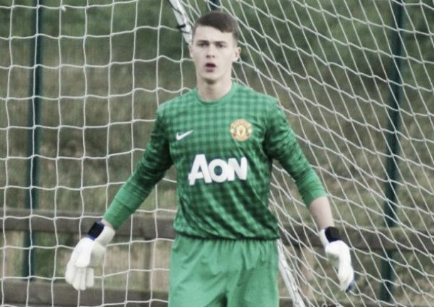 Manchester United teenage keeper Kieran O'Hara joins AFC Fylde on one-month loan