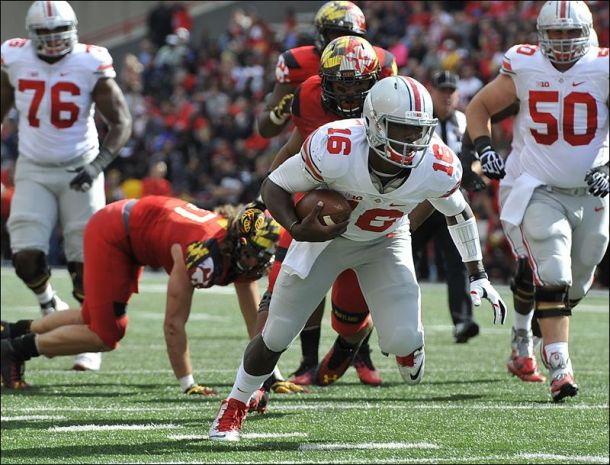 Put up solid fight but lose to ohio state buckeyes 49 28 vavel com