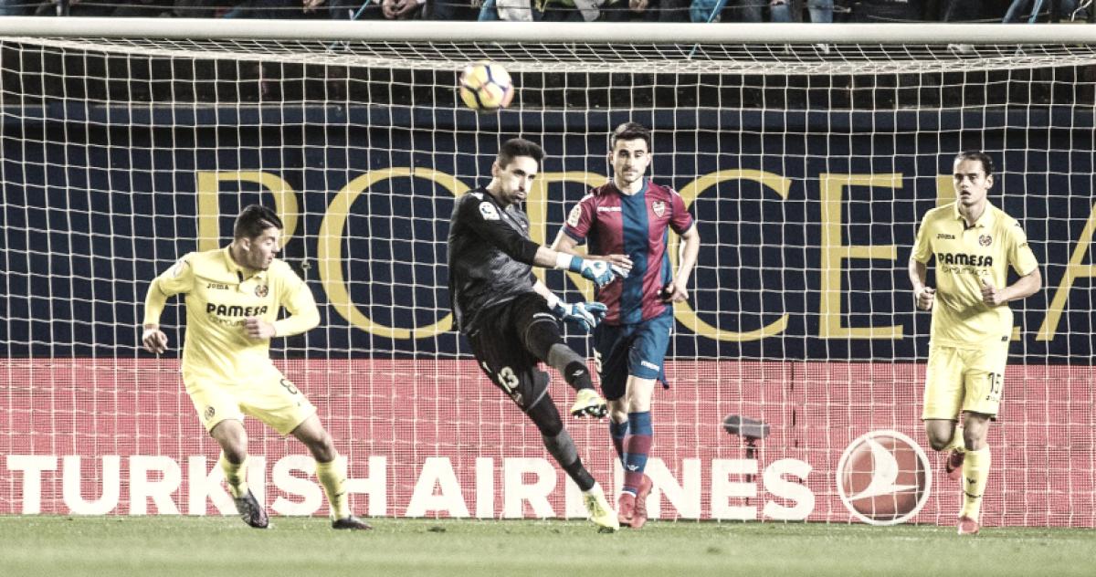 Resumen de temporada Levante UD: cinco cartas para una portería