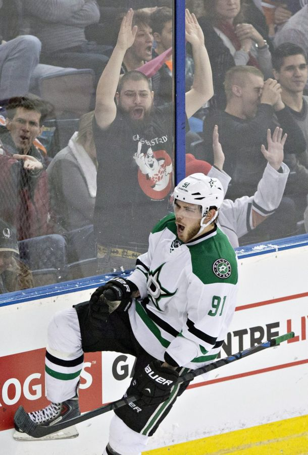 Top 10 centers in the NHL--9. Tyler Seguin