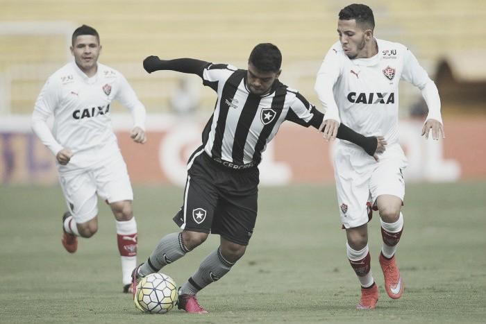 Botafogo cede empate ao Vitória e segue na lanterna