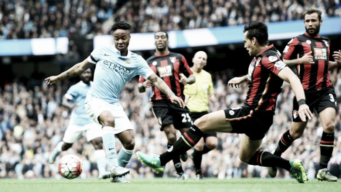 Manchester City recebe Bournemouth para tentar manter 100% na Premier League