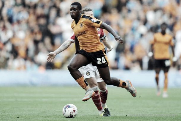 Wolves loan is making me better, says Ojo