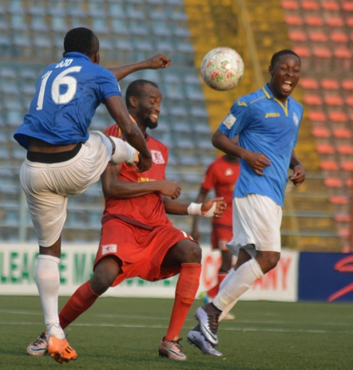 Enyimba returns to winning ways