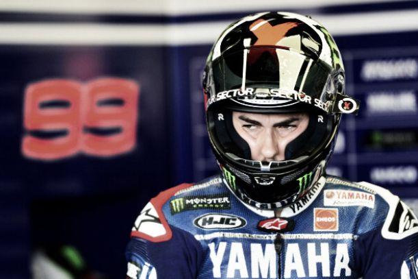 Jorge Lorenzo firma su peor inicio de temporada en MotoGP