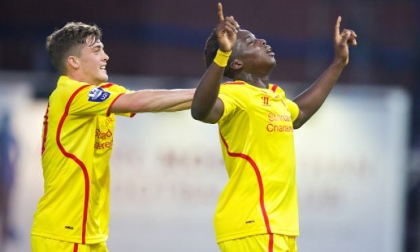Sheyi Ojo double inspires 4-0 win for Liverpool U21's at West Ham
