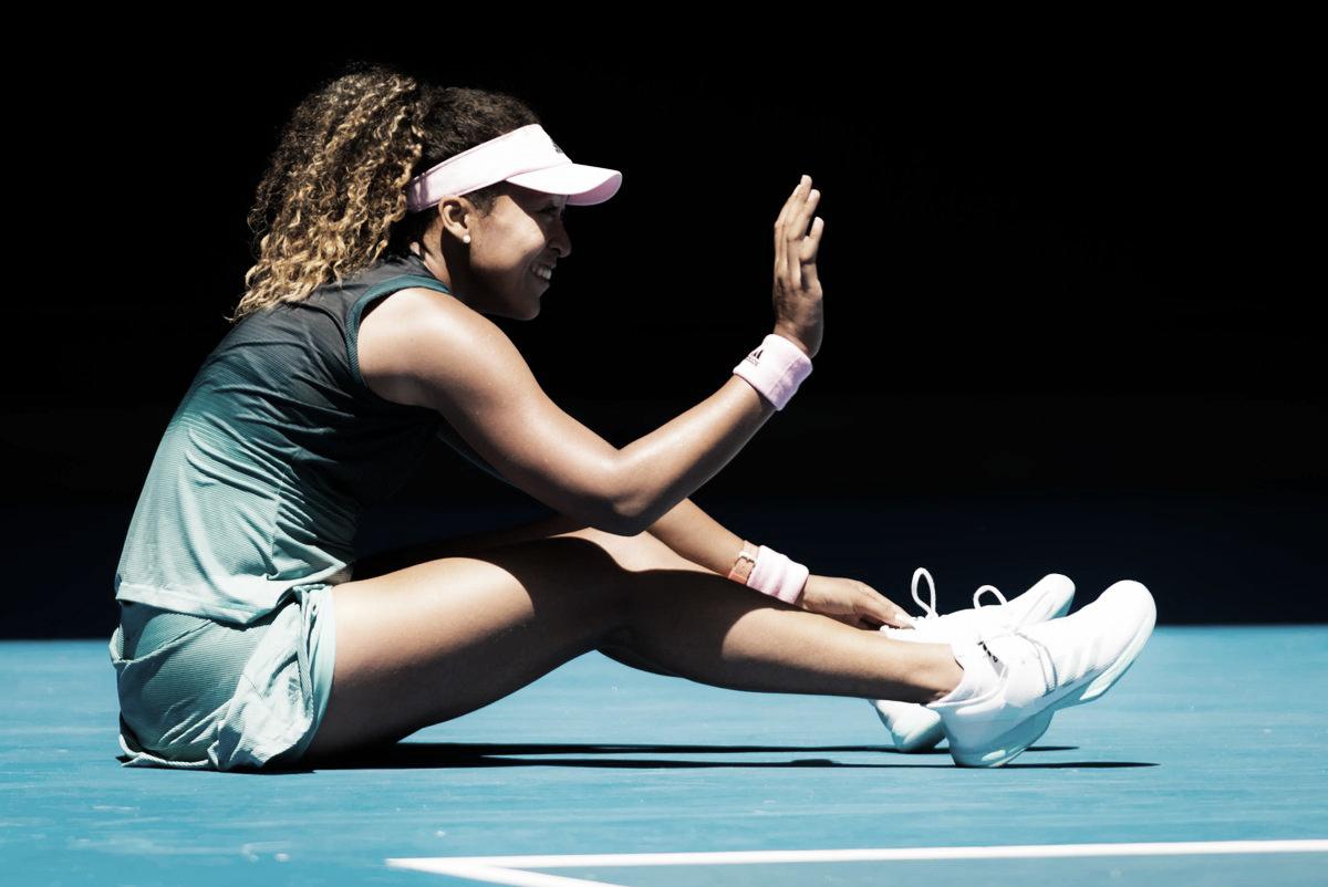 Osaka despacha Svitolina e avança pela primeira vez às semis do Australian Open