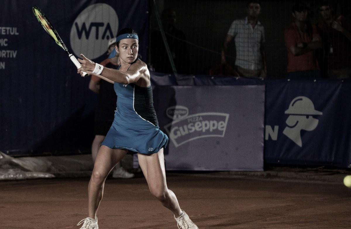 Sevastova sofre no primeiro set, mas se impõe contra Martic e é campeã em Bucareste