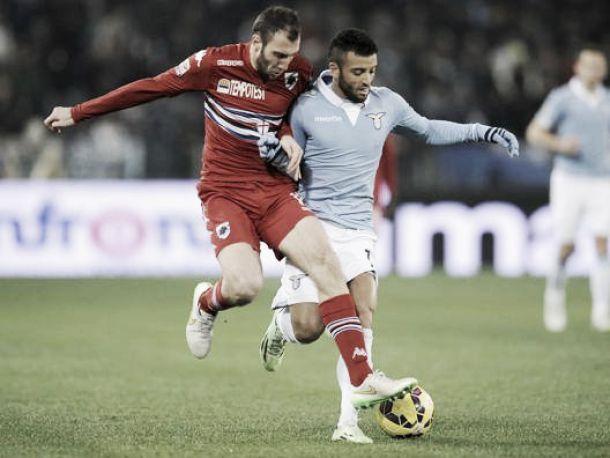 Diretta partita Lazio - Sampdoria, risultati live Serie A