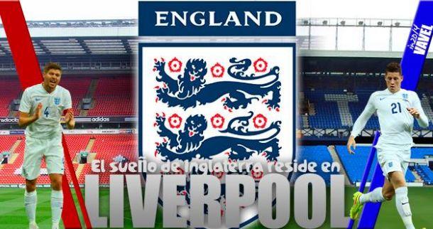 El sueño de Inglaterra reside en Liverpool