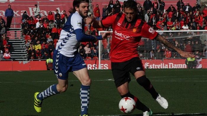 CF Badalona - RCD Mallorca:dos rachas enfrentadas
