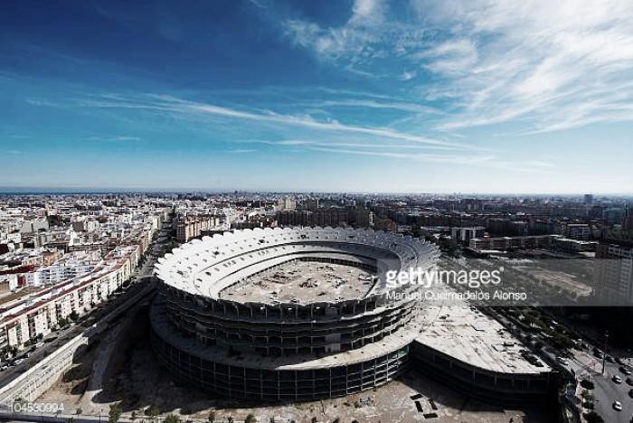 El Nou Mestalla: diez años y aún sin acabar