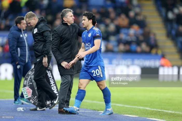 Mahrez is ready to help Foxes rediscover their bite, says Puel