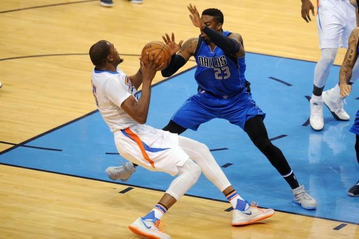 NBA Playoffs - In sala video: L'attacco dei Thunder negli ultimi 6' li condanna alla sconfitta in gara2