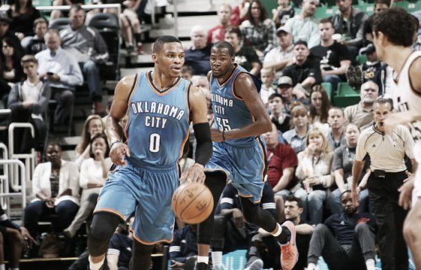Nba preseason, Okc vola con Westbrook e Durant. I Clippers battono i Warriors