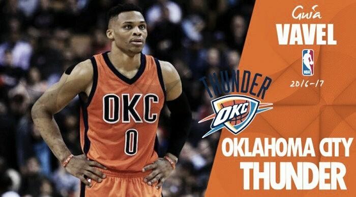 2016-2017 NBA Team Preview: Oklahoma City Thunder | VAVEL.com
