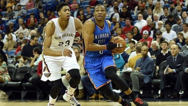 Notte NBA: Oklahoma ritrova i Pelicans, Raptors a Salt Lake City