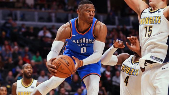 NBA Preseason 2017 - Gobert trascina Utah, Lakers ancora KO. Oklahoma City supera i Denver Nuggets