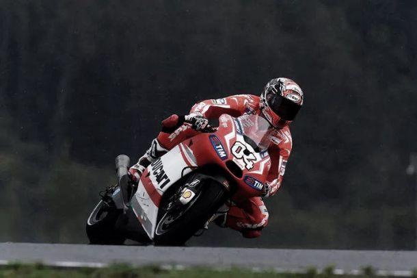 Las Ducati se apuntan el primer tanto en Aragón