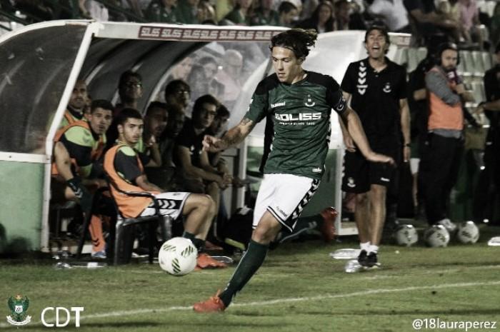 Carlos Expósito llega a los cincuenta partidos con el Toledo