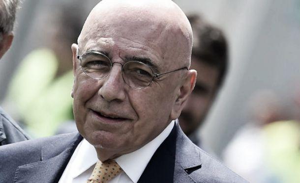 """Milan, parla Galliani: """"Per Witsel ci abbiamo provato fino all'ultimo"""""""