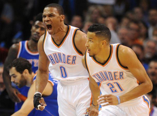 Oklahoma City Thunder Season Review
