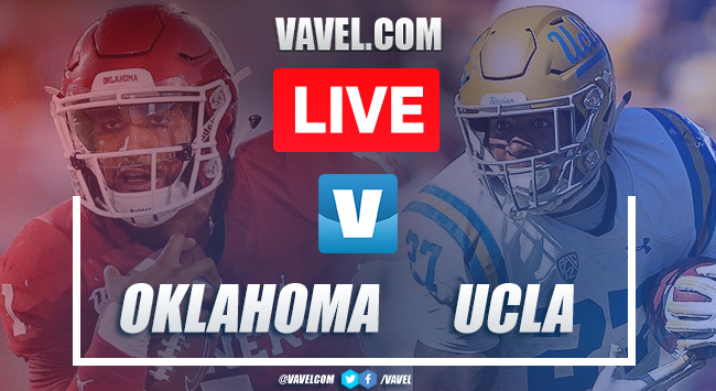 Oklahoma Sooners vs. UCLA Bruins: Live Stream Online TV Updates and How to Watch 2019 College Football (48-14)