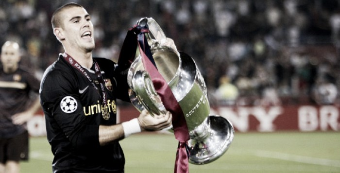 Víctor Valdés, el éxito más sufrido