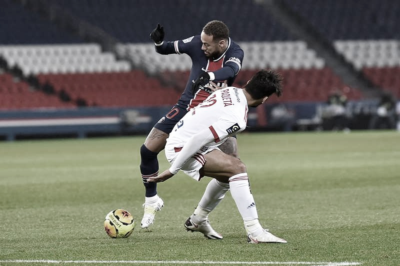 Goals and Highlights: PSG 2-1 Lyon in Ligue 1