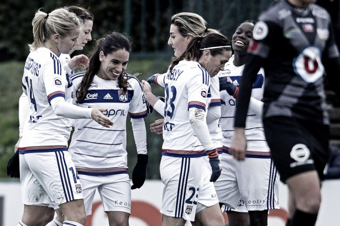 Division 1 Féminine - Matchday 21 Preview: Lyon look to seal yet another title