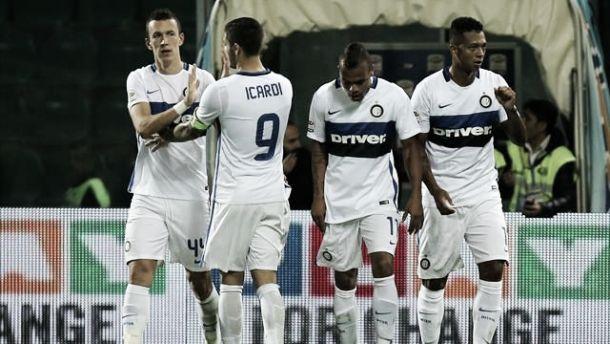 Inter a mezzo servizio, ancora un pareggio: a Palermo finisce 1-1