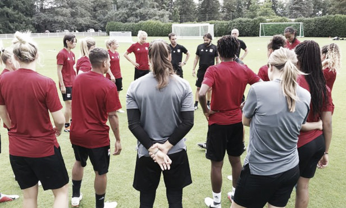 Division 1 Féminine 2018-2019 Preview:Olympique Lyonnais Féminines