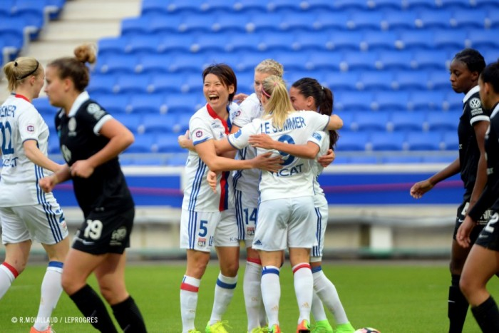 Olympique Lyonnais 5-2 Juvisy: A dominant home win sees OL back on top