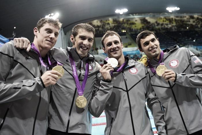 Rio 2016, le squadre favorite nelle staffette stile libero