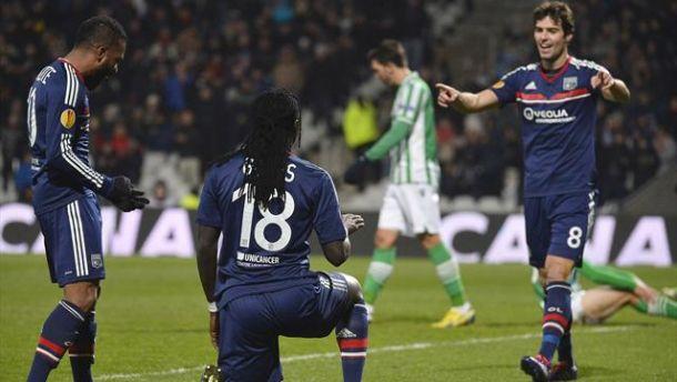 Lyon sort de sa poule