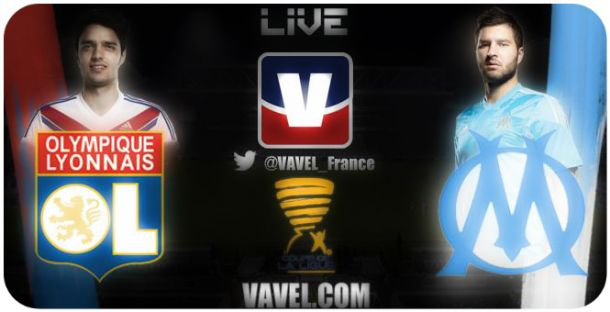 Live OL - OM, le match en direct