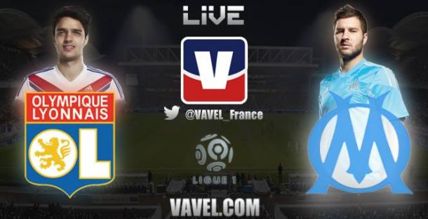 Live Lyon - Marseille, le match en direct (Terminé)