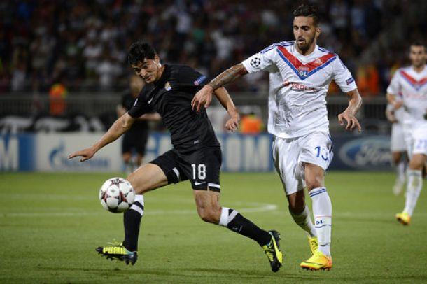 Real Sociedad - Olympique Lyonnais en direct LIVE (terminé)