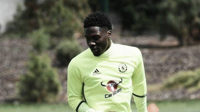 Ola Aina signs new four-year deal with Chelsea