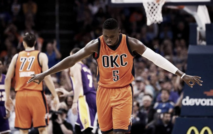 Victor Oladipo, Oklahoma City Thunder agree to four-year contract extension